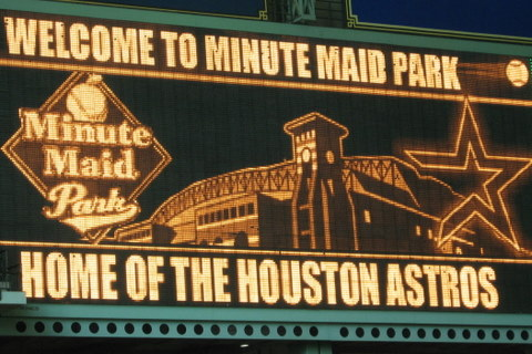 Welcome to Minute Maid